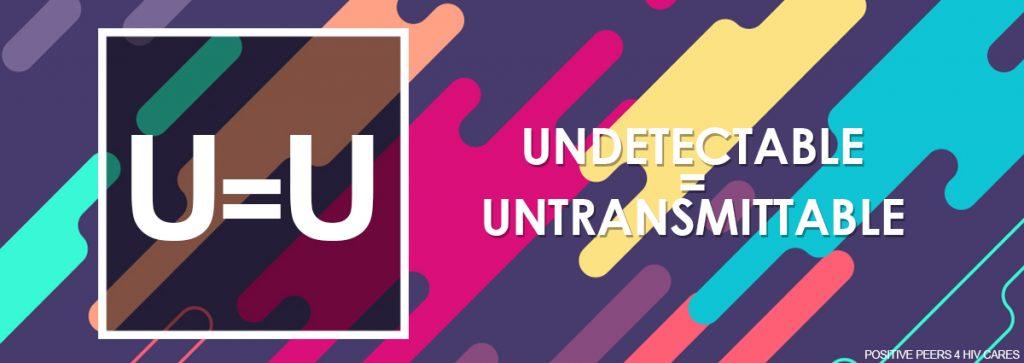 Undetectable = Untrasmittable